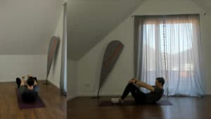 Butterfly Situps